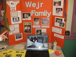 "My project on ""My Family"""