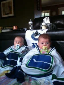 My favourite Canuck Twins
